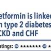 ACPJC:Etiology CKD・CHF・CLDに対するメトホルミンの効果