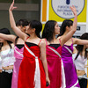 DVL @ 福岡フレンドシップフェスティバル2010 福岡市役所前 12:35- 15:15-