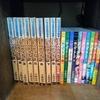 本棚にある漫画について 最近は紙で買うこと少なくなったなあ