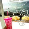 淡路島に現れた巨大な白いハローキティ!「HELLO KITTY SMILE」はインスタ映えスポットでした♡