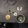 ハイオスCL-4000電動ドライバーのギヤボックスまで分解清掃