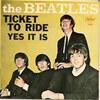The Beatles - Ticket To Ride 歌詞と和訳