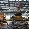【スワンナプーム国際空港】タイ航空の「ロイヤルシルクラウンジ」レポート。