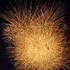 音のない花火 / ミクロな細胞分裂か / マクロな惑星の爆発か