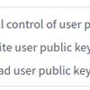 GitHubにcurlで公開鍵を登録する2021