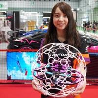 最新xR Sports(エックスアール スポーツ)体験!その名も『ドローンサッカー』