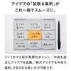 【Amazon サイバーマンデー】アイデア出しが捗る、ぺんてる スマート付箋・くみかえノートがタイムセール特価!