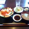 門前仲町【深川太郎】海鮮丼 大盛 ¥800