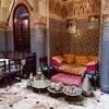 中年男性がモロッコのフェズ、最終日を楽しむ