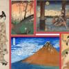 平成の最後に千葉でたくさんの浮世絵とドラッカーの水墨画