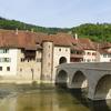 Saint-Ursanneは素敵な村