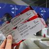 ソウルで開かれた大好きな歌手のコンサートへ。