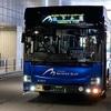 <ぶらり旅> [前編] 連接バス・ベイサイドブルーで山下ふ頭へ(横浜) ~埠頭を渡る風 ♪