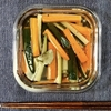 【にんじんときゅうりの即席ピクルス】レンジで作り置きレシピ♪簡単!時短!ヘルシー!