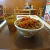 【すき家】キムチ牛丼(大盛) ¥610