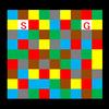 六色三色迷路:問題18