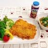 白身魚のフライ定食