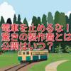 銚子電鉄「電車を止めるな!」なぜ製作?製作費は?監督は?公開は?ロケは?出演者は?