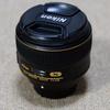 憧れの大口径単焦点レンズ! ニコン AF-S NIKKOR 58mm f/1.4G を買いました!