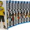 ほったゆみ(原作)、小畑健(漫画)による囲碁漫画「ヒカルの碁」全23巻