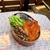 カニカマの天ぷら弁当