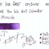 #0919 DIAMINE the Ink Vent Calender Winter Miracle