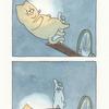ネコノヒー「空から降ってきた猫」