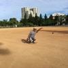 ペタンク競技ご存知ですか?フランス発祥の競技で、いま、沖縄でもじわじわとブームになりつつある!?