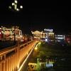 世界遺産の絶景を見に行く。武陵源・張家界(4)武陵源区の夜景と星空