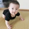 ズリバイからお座りまで!1ヶ月でこんなに変わる生後7ヶ月の赤ちゃん成長記録