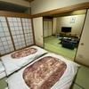 ものぐさの宿花千郷のお部屋。