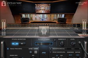 「WAVES NX Ocean Way Nashville」製品レビュー:ナッシュビルの名スタジオの音場をヘッドフォン上に再現するプラグイン