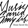 Music Saved My Life / MSML /ミュージック セイブ マイ ライフ とは 「着用者、由来など」