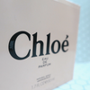 今日の香水 Chloe クロエ オードパルファム