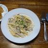 寒い冬にはスープパスタ③クリームソース