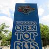 福岡市内観光「Open Top Bus」に乗ってきました!