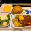 【ニュージーランド】エアニュージーの機内食と、初めてのオヤツ注文★