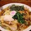【食事】 むじゃき食堂@水戸 昔懐かしい醤油ラーメン