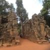 アンコール遺跡群のタ プローム ★カンボジア
