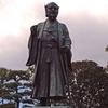 【写真複製・写真修復の専門店】徳川光圀公像  水戸市