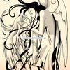 『イラスト』天使のささやき