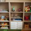 【モンテッソーリ】ほぼ100均で作る、1歳児向けの手作り教具4つ