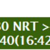 新たな地域へ #2 NH180 NRT > MEX