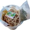 冷たいカップそば! 北海道の最強コンビニ「セイコーマート」が放つ、ちょっと蕎麦が食べたいと言う需要に応える逸品。