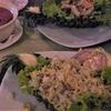 プーケットの思い出。タイ風焼き飯「カオ・パット・サパロット」。