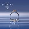 LOTUS/ロータスは凛とした日本の美意識をデザインしエンゲージリング(ブルードア 京都の人気婚約指輪)