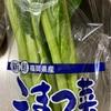 ダイエットドリンク 小松菜✖バナナ✖オレンジ