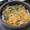 《済州島》美味しかったアワビウニ石焼きご飯