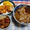 幸運な病のレシピ( 2425 )朝:蕎麦、カレー、だし巻き卵焼き