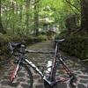 週末サイクリング
